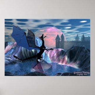 Encanto de Dragond Posters