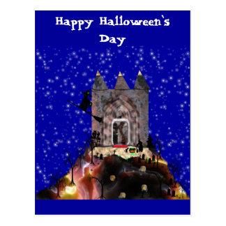 """Encanto de la cena de la noche de Halloween "" * Tarjetas Postales"