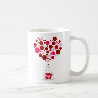 Encanto del amor/poción de amor taza