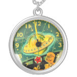 Encanto del collar del reloj de reloj del juguete