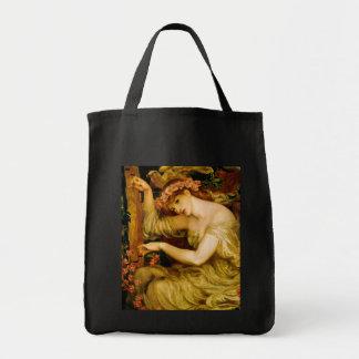 Encanto del mar de Dante Gabriel Rossetti Bolsa De Mano