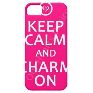 Encanto en OHD iPhone 5 Protectores