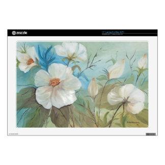 """Encanto floral (vendido) 17"""" laptop decal"""