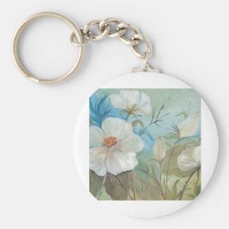 Encanto floral (vendido) basic round button keychain