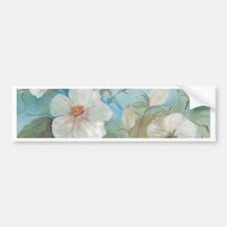 Encanto floral (vendido) bumper sticker