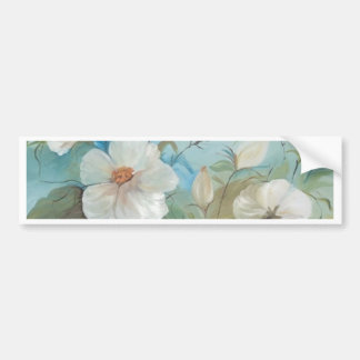 Encanto floral (vendido) car bumper sticker