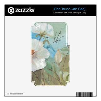 Encanto floral (vendido) iPod touch 4G decals