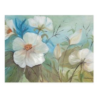 Encanto floral (vendido) postcard