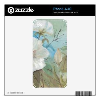 Encanto floral (vendido) skin for iPhone 4