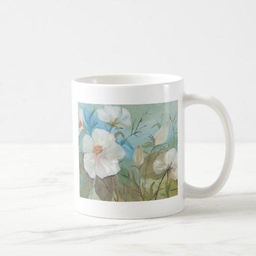Encanto floral (vendido) taza clásica