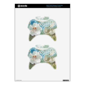 Encanto floral (vendido) xbox 360 controller skin