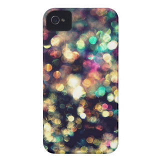 encanto glamoroso del brillo iPhone 4 funda