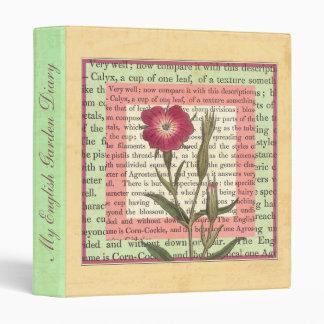 """Encanto inglés de la cabaña del jardín botánico carpeta 1"""""""