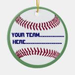 Encanto y recuerdo del deporte de América Adornos De Navidad