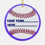 Encanto y recuerdo del deporte de América Ornamento Para Arbol De Navidad
