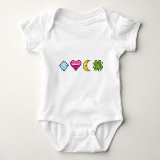 encantos 1 de la suerte body para bebé