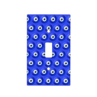 Encantos de buena suerte contra modelo de mal de tapas para interruptores