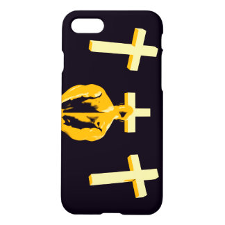 Encarcele la prisión y el cristianismo de la funda para iPhone 7