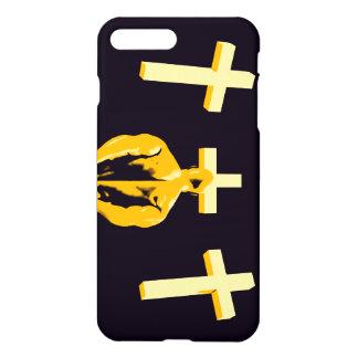 Encarcele la prisión y el cristianismo de la funda para iPhone 7 plus