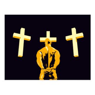 Encarcele la prisión y el cristianismo de la tarjeta postal