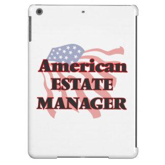 Encargado americano del estado funda para iPad air