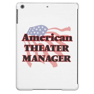 Encargado americano del teatro funda para iPad air