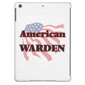 Encargado americano funda para iPad air