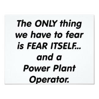encargado de la instalación del powr del miedo comunicado