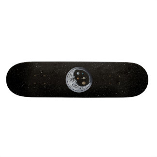 Encargado de la luna, ojos del universo tablas de patinar