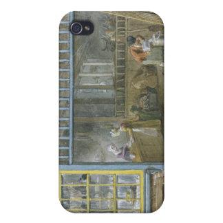 Encargado de la vaca, 1825 iPhone 4 carcasas