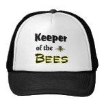 encargado de las abejas gorros bordados