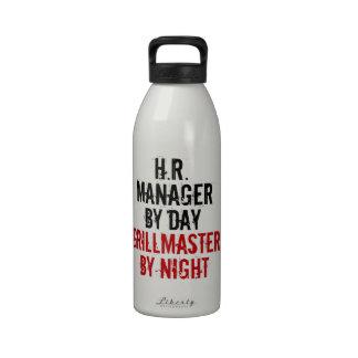 Encargado de recursos humanos de Grillmaster Botellas De Agua Reutilizables