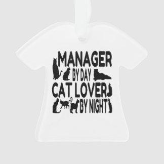 Encargado del amante del gato