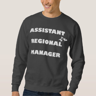 Encargado regional auxiliar suéter
