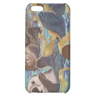 Encargados del quelpo - nutrias de mar