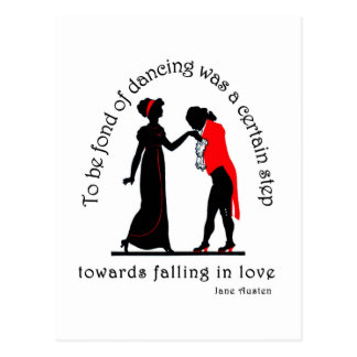 Encariñado con el baile postal