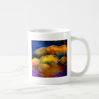 Encaustic, pintura, cielo, taza clásica