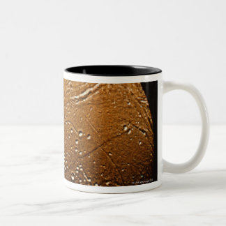 Enceladus Two-Tone Coffee Mug