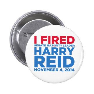 Encendí a Harry Reid Pins