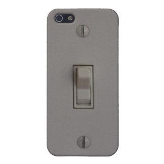 Encendido iPhone 5 Carcasa