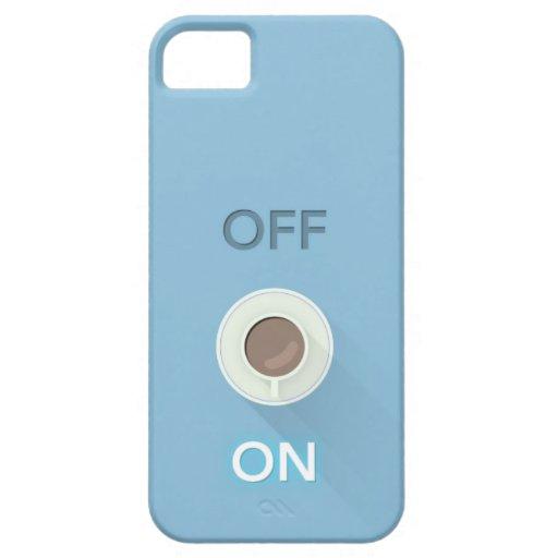 Encendido iPhone 5 Carcasas