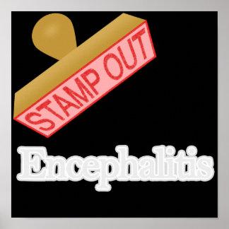 Encephalitis Poster