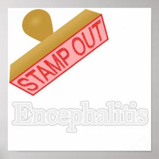 Encephalitis Posters
