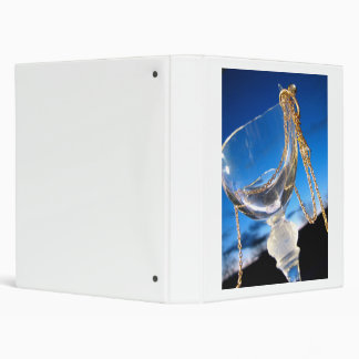 Enchained 3 Ring Binder