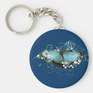Enchanted Blue Keychain