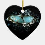 Enchanted Blue Ornament