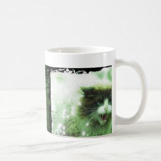 Enchanted Cat Artwork Mug