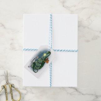 Enchanted Christmas Tree Gift Tags