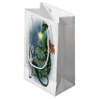Enchanted Christmas Tree Small Gift Bag