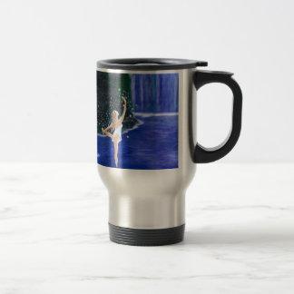 Enchanted corner. .png travel mug